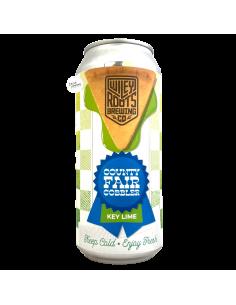 Bière Key Lime County Fair Cobbler Sour IPA 47,3 cl Brasserie Wiley Roots