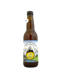 Bière Croix de Belledonne Pale Ale 33 cl Brasserie L'Ivresse des Sommets