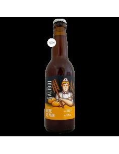 Bière de Pain Kellerbier 33 cl Brasserie Galibot
