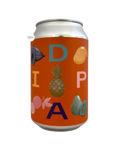 Bière DIPA 33 cl Brasserie Outland