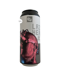 Bière Lazer Head 3 DDH IPA 50 cl Brasserie GAS Brew