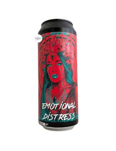 Bière Emotional Distress Smoothie Sour 50 cl Brasserie Selfmade