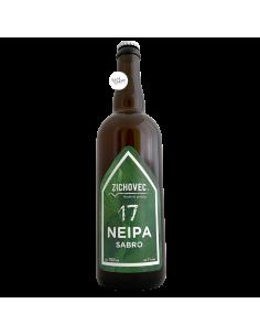 Bière NEIPA 17 Sabro 75 cl Brasserie Zichovec