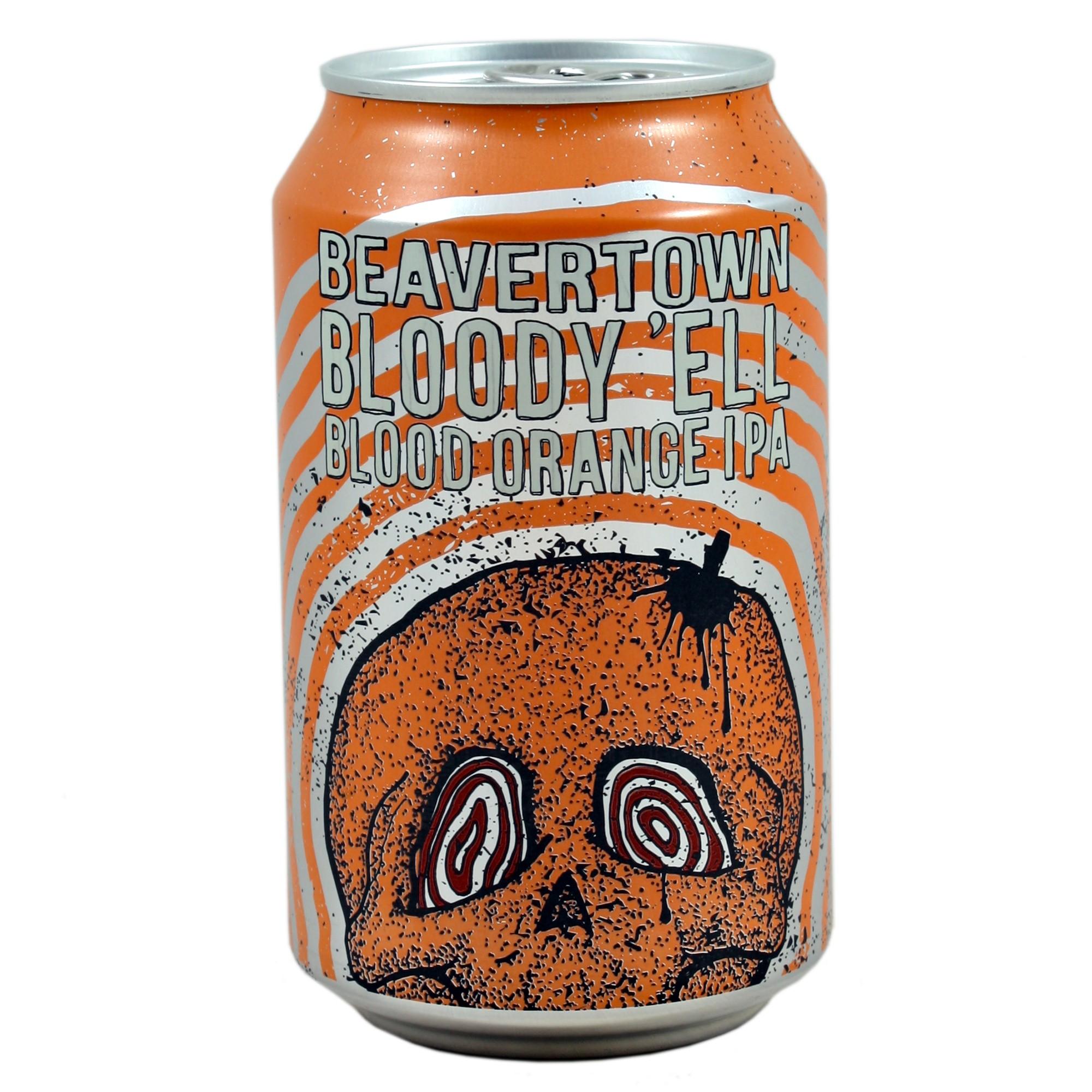 Bloody 'Ell Blood Orange IPA - 33 cl