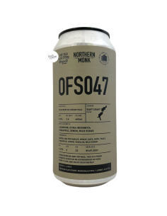 Bière OFS047 DOLE WHIP ICE CREAM PALE 44 cl Brasserie Northern Monk