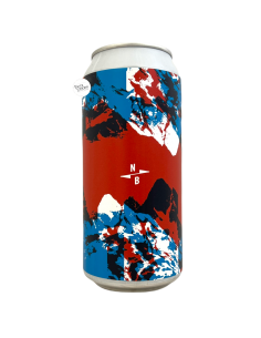 Bière Brasserie North X Queer Brewing Project Fruited Sour 44 cl