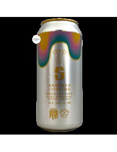 Bière Another Lifetime Gold Top DIPA 44 cl Brasserie Track Brewing Salikatt