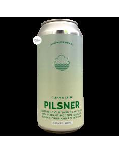 Bière Pilsner 44 cl Brasserie Cloudwater Brew Co
