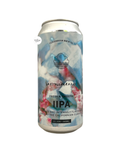 Bière Crystallography Imperial IPA 44 cl Brasserie Cloudwater