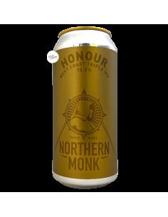 Bière Honour West Coast Triple IPA 44 cl Brasserie Northern Monk
