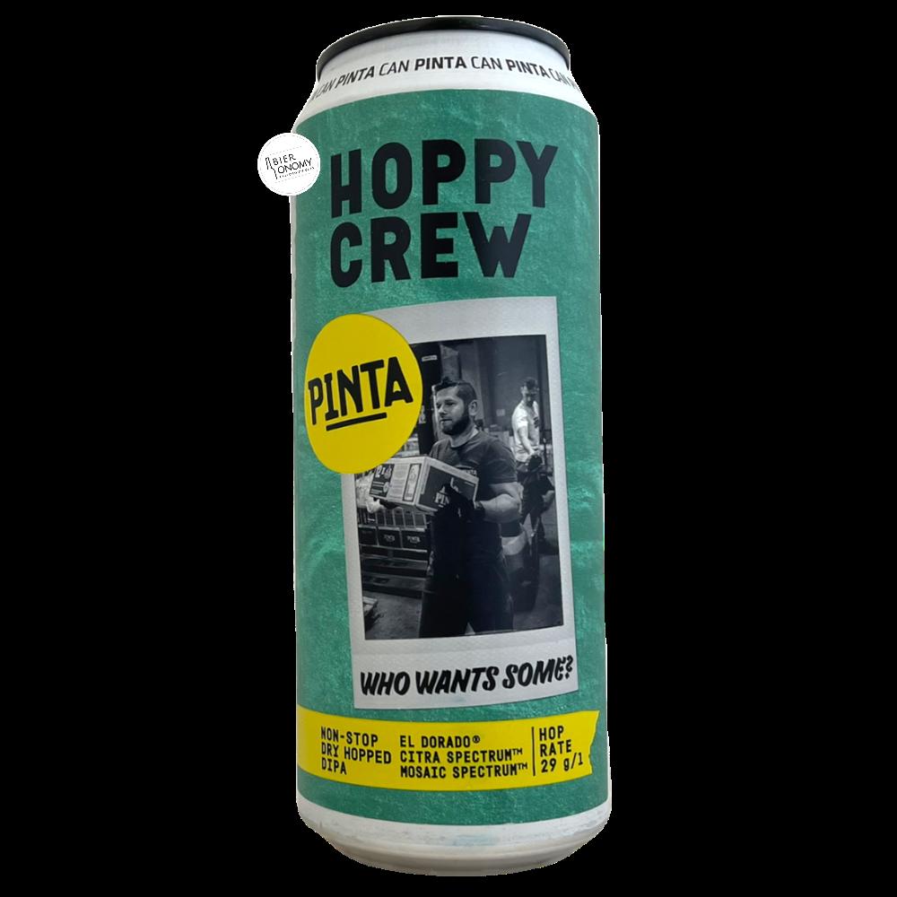 Hoppy Crew Who Wants Some? NE DIPA 50 cl PINTA
