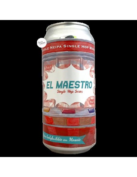 El Maestro Double NEIPA 44 cl Piggy Brewing