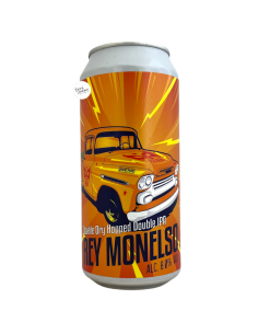 Rey Monelso DDH Double IPA 44 cl Grand Paris