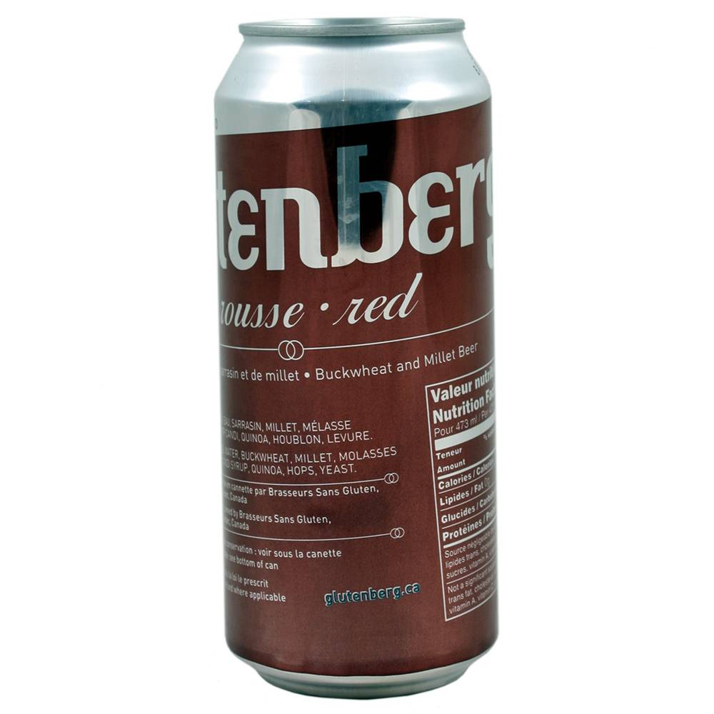 Glutenberg Rousse - 47,1 cl