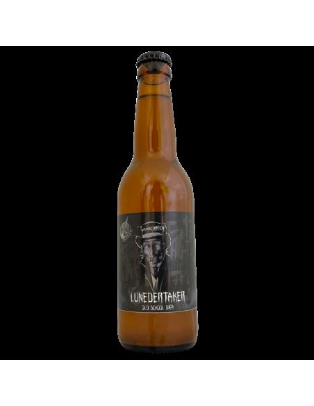 Bière Lunedertaker Old School DIPA 33 cl Brasserie Haarddrëch La Pleine Lune