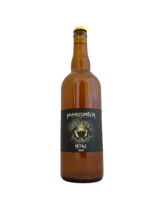 Bière Met'ale Braggot 75 cl Brasserie Haarddrëch