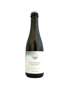 Betty & Galaxy Foudre Beer 37,5 cl Cloudwater