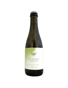 Citra & Mosaic Foudre Beer 37,5 cl Cloudwater