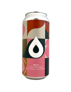 Flora, Fauna, Air And Water Triple Fruited Gose 44 cl Polly's