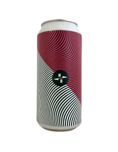 Triple Fruited Gose Tayberry 44 cl North Brewing