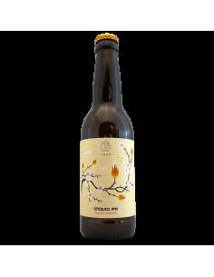 Sakura Smoked IPA 33 cl Arav'