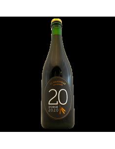 20 d'Orge 2020 Barley Wine 75 cl La Manivelle