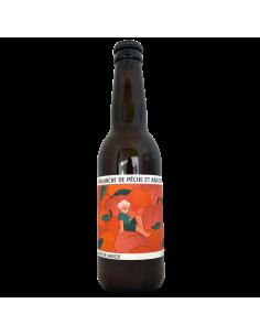 Avalanche De Pêche Et D'Abricot Sour 33 cl Flore