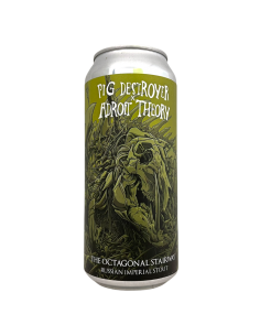 The Octagonal Stairway Ghost 1002 RIS 47,3 cl Adroit Theory