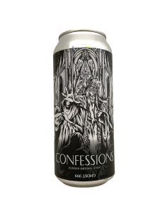 Confessions Ghost 999 Russian Imperial Stout 47,3 cl Adroit Theory