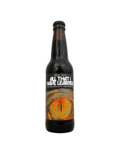 All That I Have Learned Maple Bourbon BA Ghost 987 35,5 cl Adroit Theory
