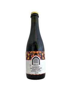 Raspberry White Chocolate Honeycomb Imperial Stout 37,5 cl Vault City