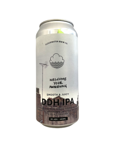 Welcome Your Awakening DDH IPA 44 cl Cloudwater