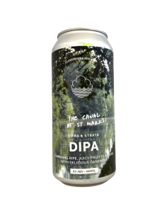 The Canal At St Mark's DIPA 44 cl Cloudwater