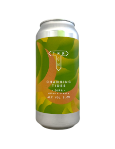 Changing Tides DIPA 44 cl Track