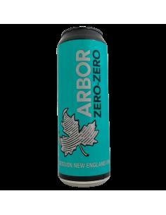 Zero-Zero Session NEIPA 56,8 cl Arbor Ales