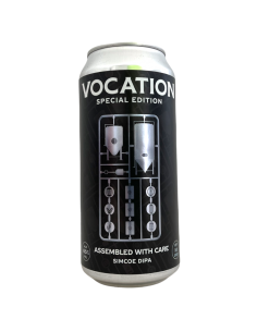 Assembled With Care DIPA 44 cl Vocation