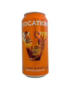 Love & Hate NEIPA 44 cl Vocation