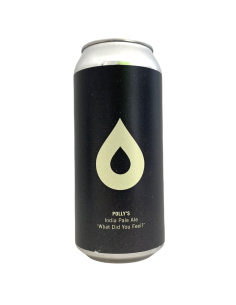 What Did You Feel? IPA 44 cl Polly's