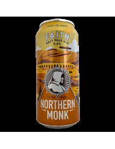 Faith Hazy Pale Ale 44 cl Northern Monk