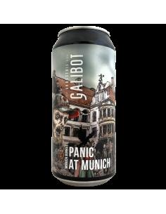 Panic At Munich Munich Dunkel 44 cl Galibot