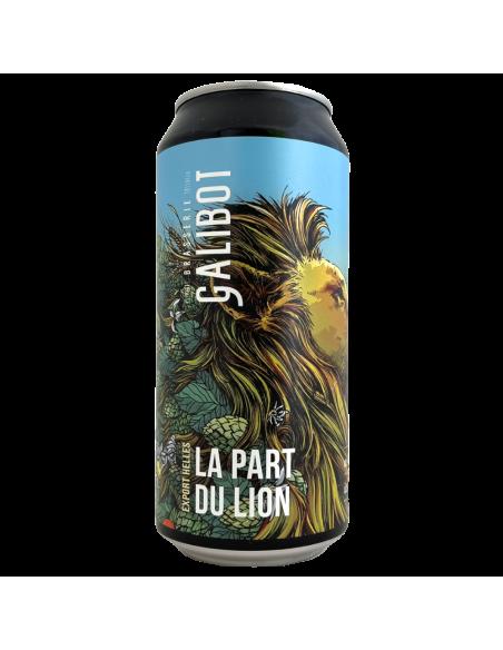 La Part Du Lion Export Helles 44 cl Galibot