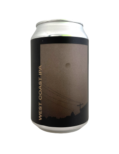 West Coast Double IPA DDH 33 cl Outland