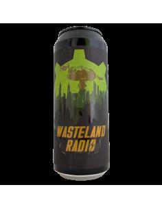 Wasteland Radio New England DIPA 50 cl Selfmade
