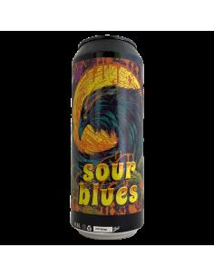 Sour Blues Smoothie Sour Ale 50 cl Selfmade