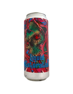 Liquid Saturation Smoothie Sour Ale 50 cl Selfmade