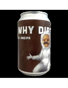 Why Dip? Double NEIPA 33 cl Lobik