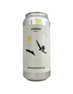 There Was No Why 2021 DIPA 44 cl Verdant