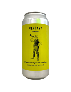 I Played Trumpet On That Tune 2021 IPA 44 cl Verdant