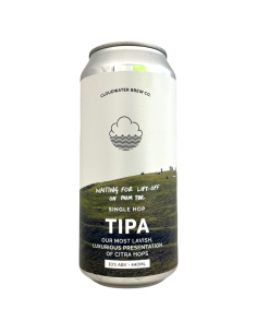 Waiting For Lift-Off On Mam Tor TIPA 44 cl Cloudwater