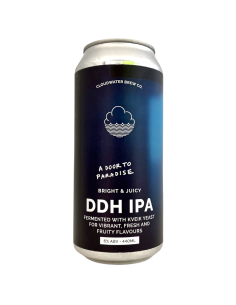 A Door To Paradise DDH IPA 44 cl Cloudwater